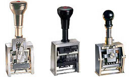 Ziffern-Stempelautomaten Reiner Nummeroteure