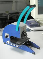 Metallprint SP I - Typenschilder-Prägegerät