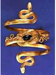 Schlangenarmband