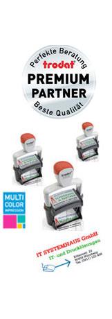 Professional Selbstfärber MCI / Multi Color Impression / Mehrfarb Stempel