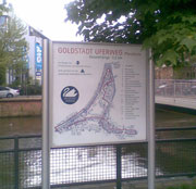 Wanderweg-Schilder / Naturschutz-Schilder / Tourismus-Schilder
