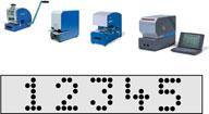 Zahlen-Perforiergeräte / Zahlen-Perforiermaschinen